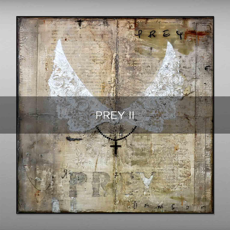 PREY II - QBX DESIGN QUADRI ASTRATTI