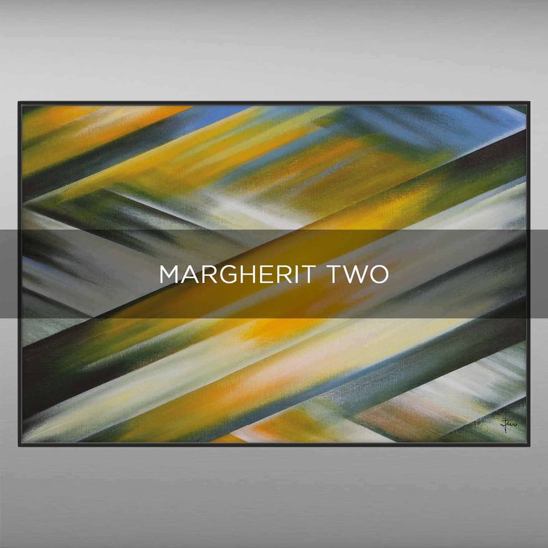 MARGHERIT TWO - QBX DESIGN QUADRI ASTRATTI