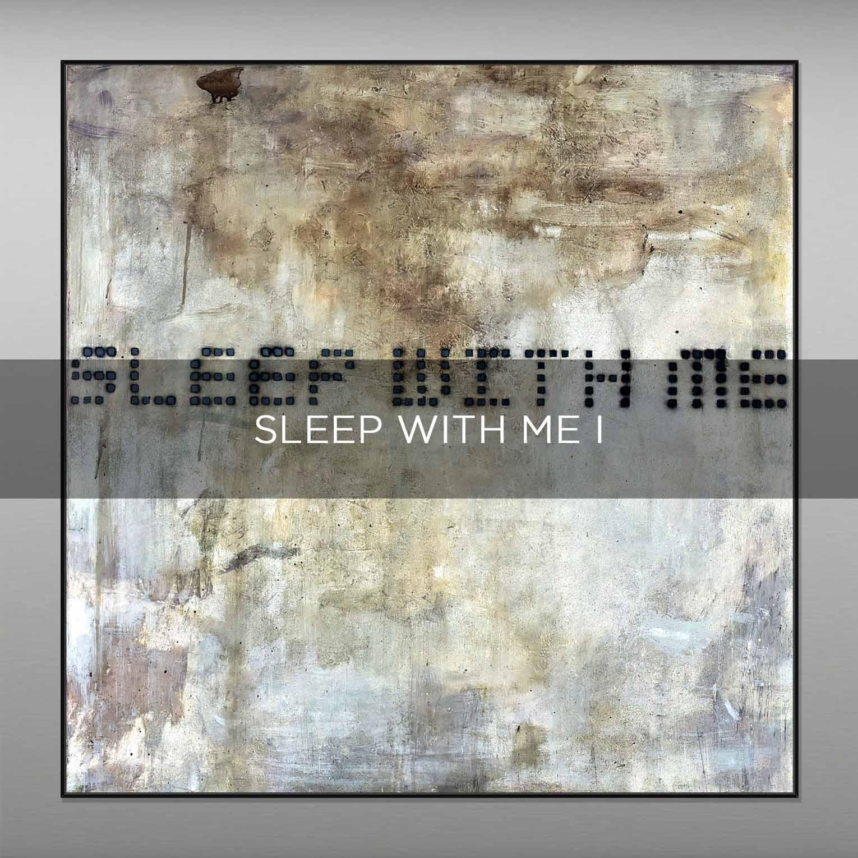 SLEEP WITH ME I - QBX DESIGN QUADRI ASTRATTI