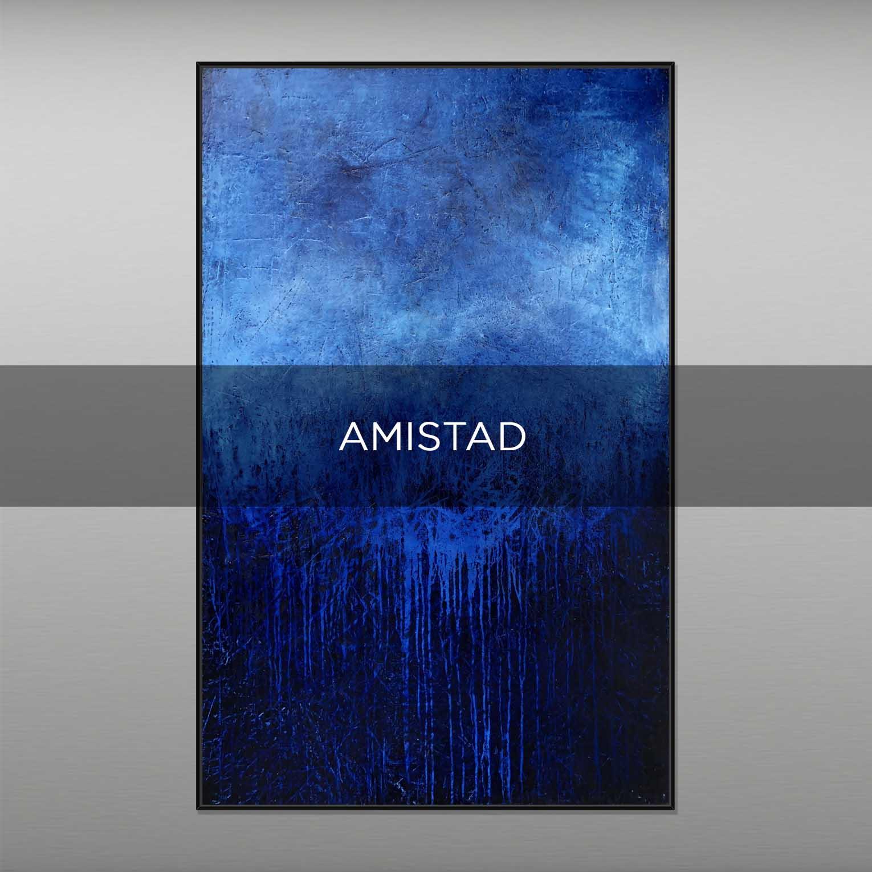 AMISTAD - QBX DESIGN QUADRI ASTRATTI
