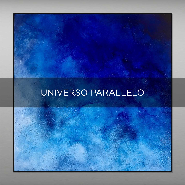 UNIVERSO PARALLELO - QBX DESIGN QUADRI ASTRATTI