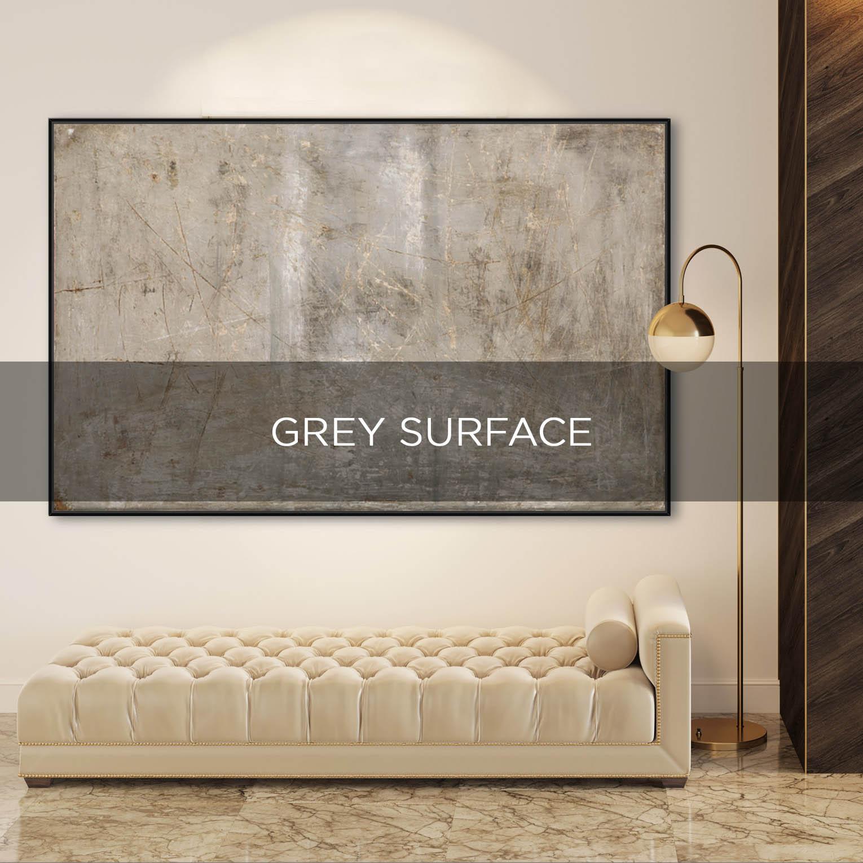 GREY SURFACE - QBX DESIGN QUADRO D'ARREDO PER IL SETTORE LUXORY