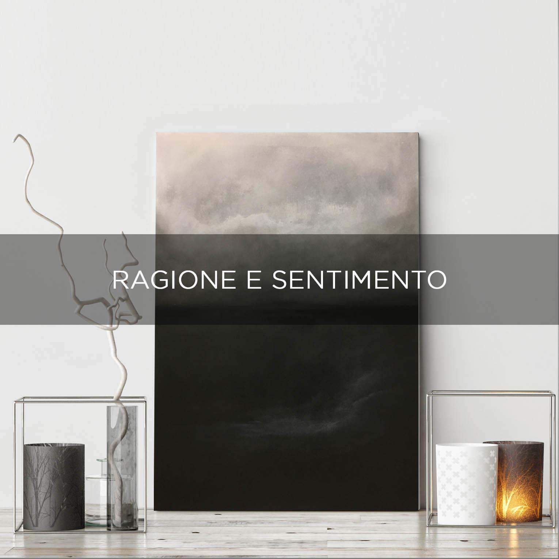 RAGIONE E SENTIMENTO - QBX DESIGN QUADRO D'ARREDO PER IL SETTORE LUXORY