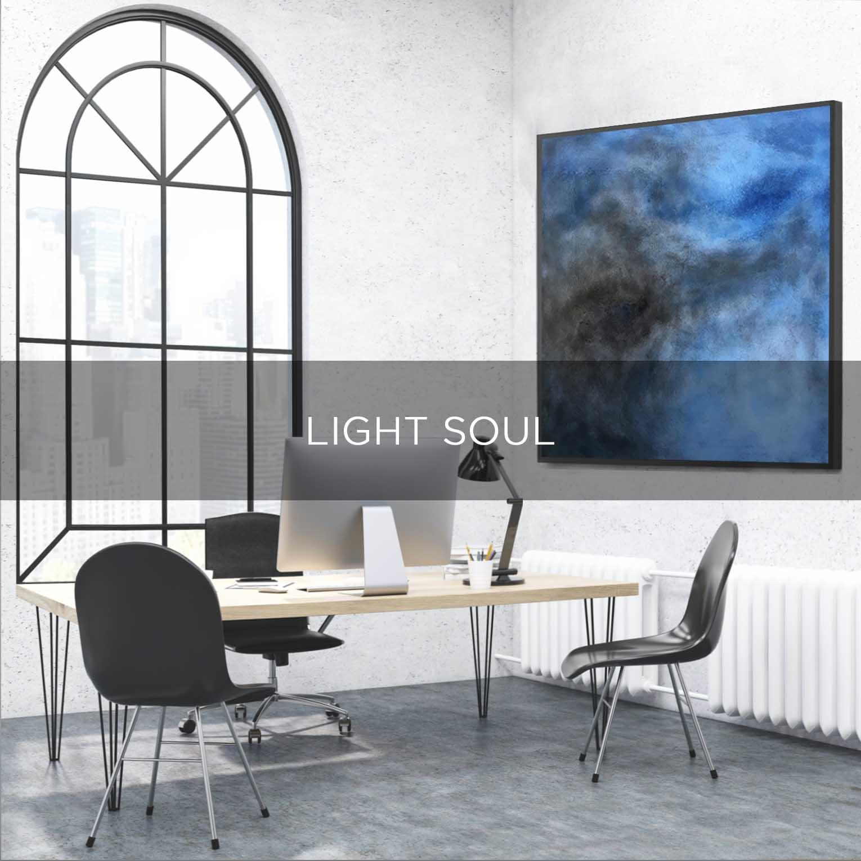 LIGHT SOUL - QBX DESIGN QUADRO D'ARREDO PER IL SETTORE LUXORY