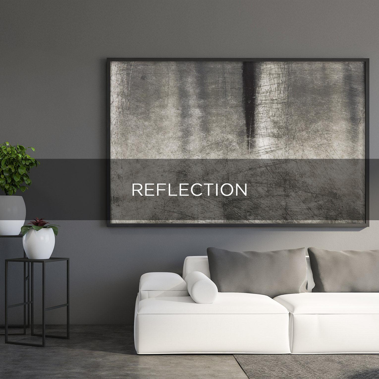 REFLECTION- QBX DESIGN QUADRO D'ARREDO PER IL SETTORE LUXORY
