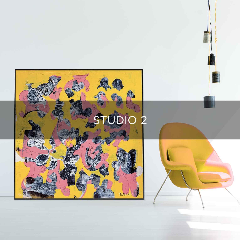 STUDIO 2 - QBX DESIGN QUADRO D'ARREDO PER IL SETTORE LUXORY