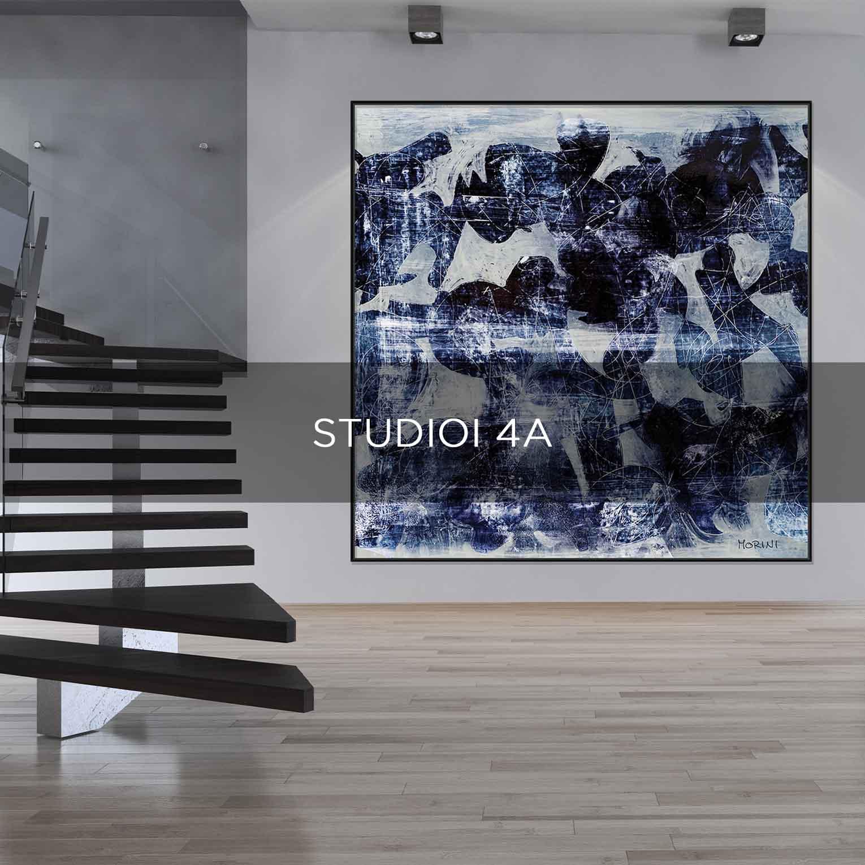 STUDIO 4A - QBX DESIGN QUADRO D'ARREDO PER IL SETTORE LUXORY