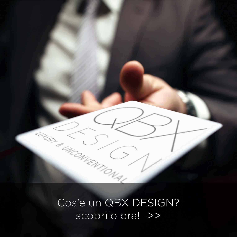 Cosa è un QBX DESIGN?