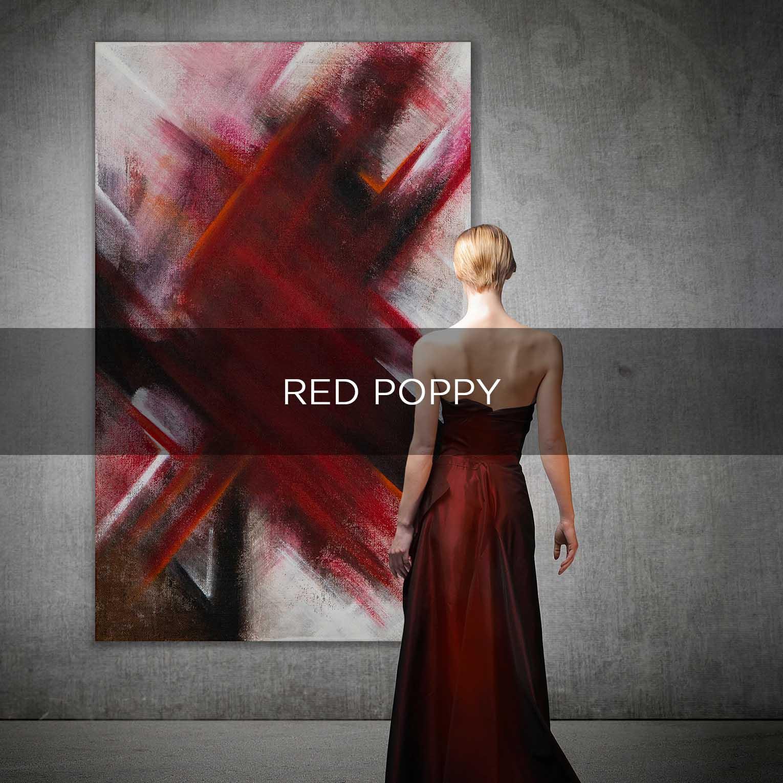 Red Poppy QBX DESIGN