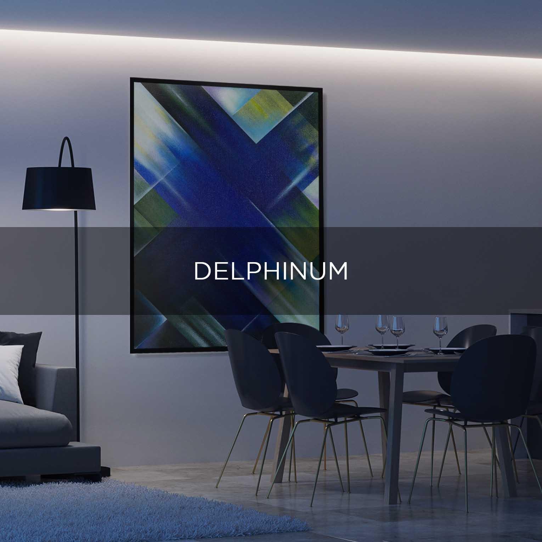 Delphinum QBX DESIGN