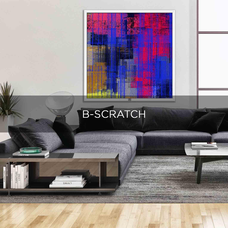 B-SCRATCH - QBX DESIGN
