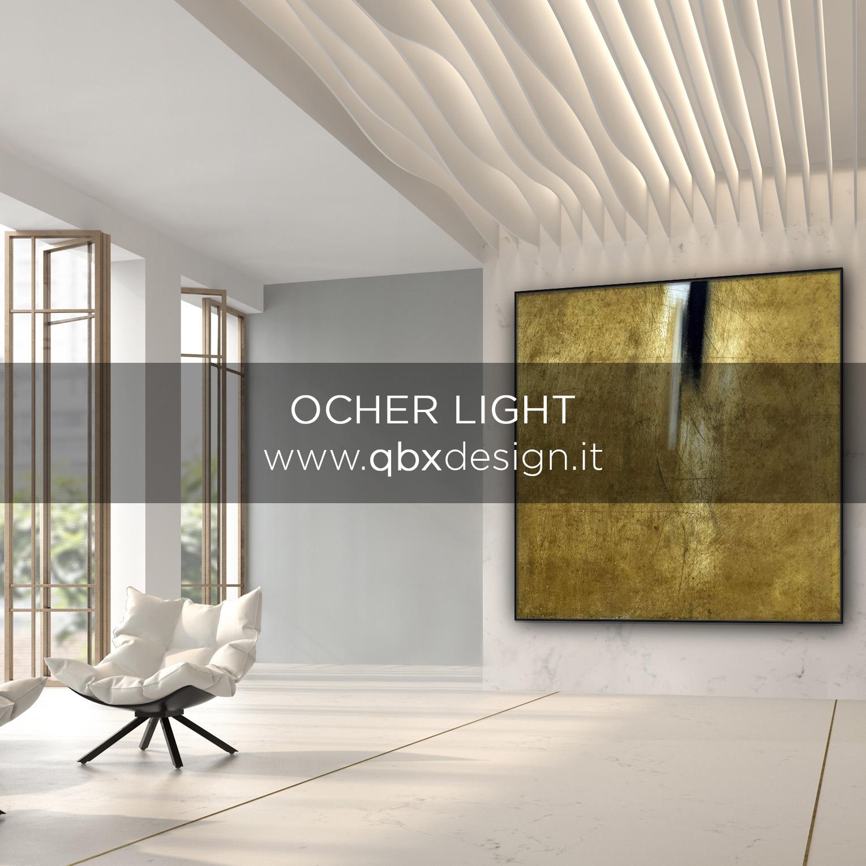 Anteprima Ocher Light qbx design