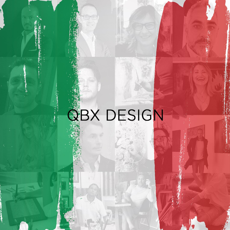 QBX DESIGN PRODOTTI ITALIANI