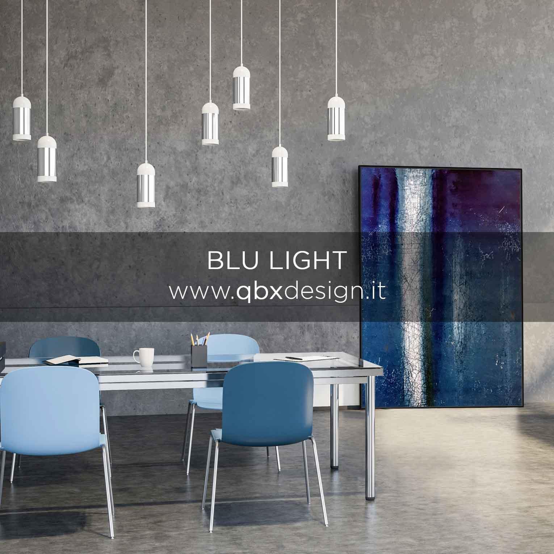 BLU LIGHT - QBX DESIGN