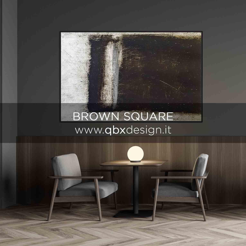 Brown Square