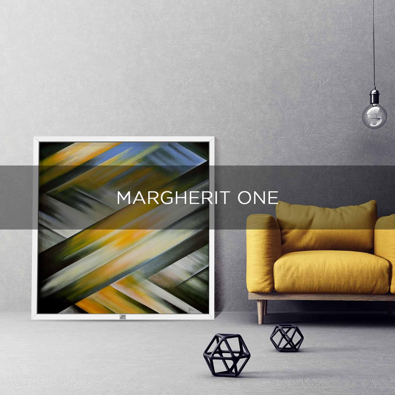 MARGHERIT ONE - QBX DESIGN QUADRO D'ARREDO PER IL SETTORE LUXORY