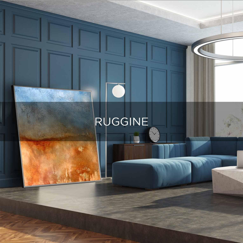 Ruggine QBX DESIGN