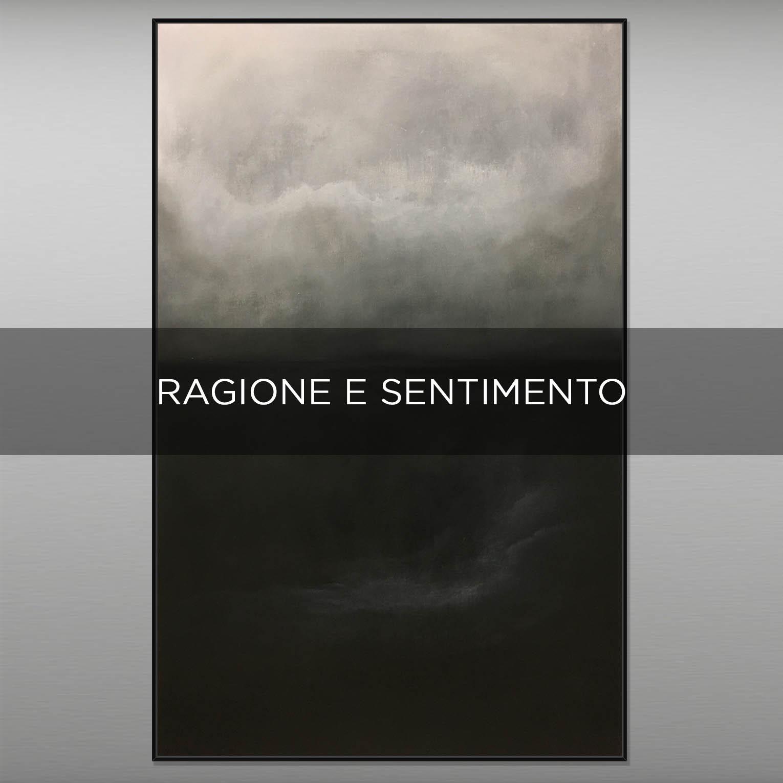 RAGIONE E SENTIMENTO  - QBX DESIGN QUADRI ASTRATTI