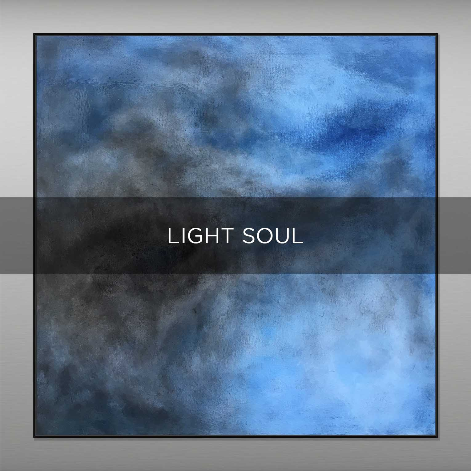 LIGHT SOUL - QBX DESIGN QUADRI ASTRATTI