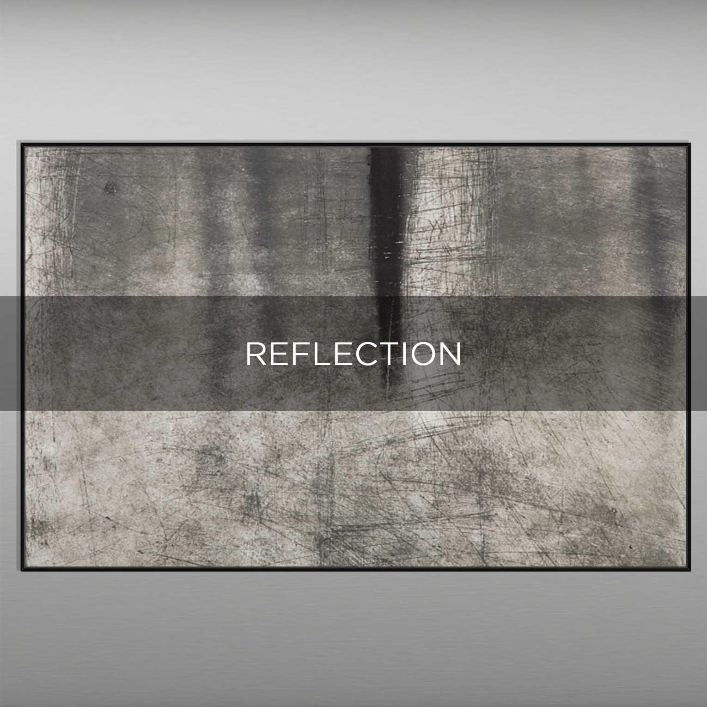 REFLECTION - QBX DESIGN QUADRI ASTRATTI