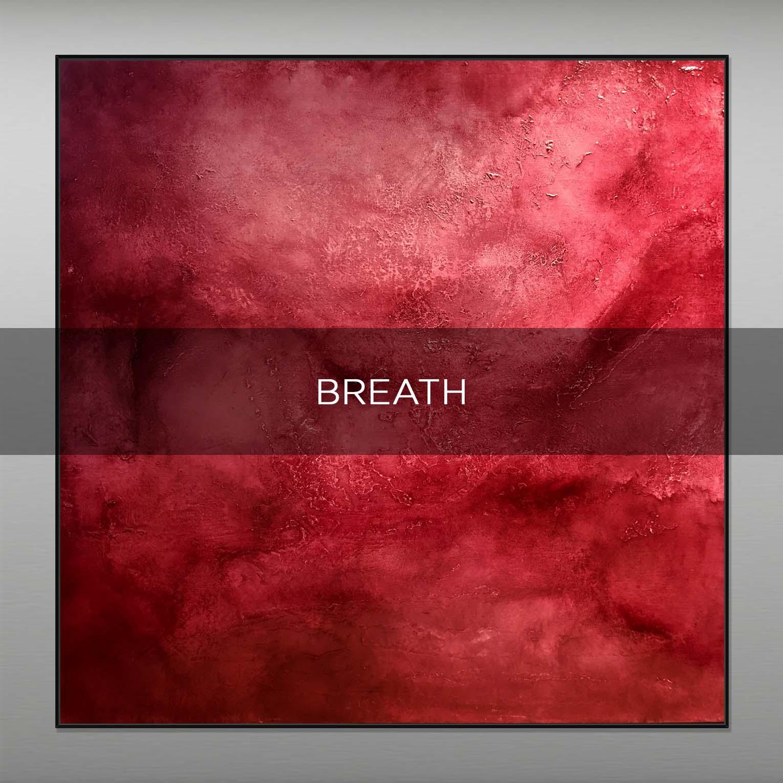 BREATH - QBX DESIGN QUADRI ASTRATTI