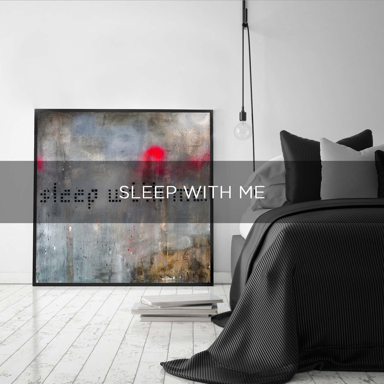 SLEEP WITH ME II - QBX DESIGN QUADRO D'ARREDO PER IL SETTORE LUXORY