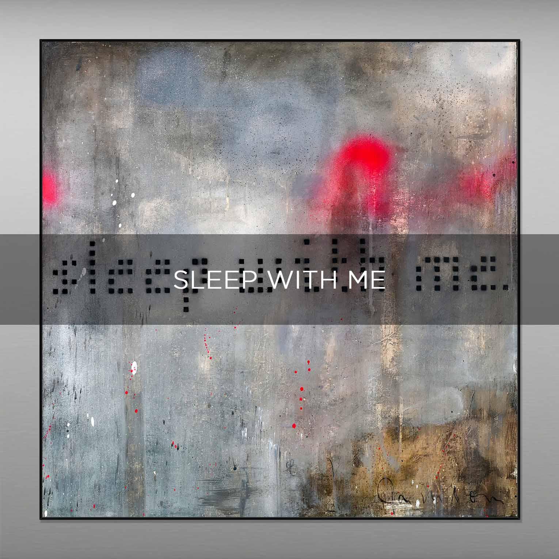 SLEEP WITH ME II - QBX DESIGN QUADRI ASTRATTI