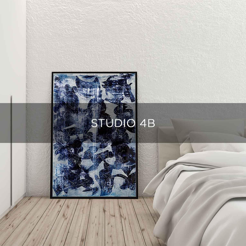 STUDIO 4B - QBX DESIGN QUADRO D'ARREDO PER IL SETTORE LUXORY