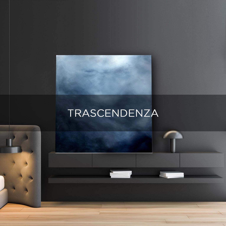 TRASCENDENZA - QBX DESIGN QUADRO D'ARREDO PER IL SETTORE LUXORY