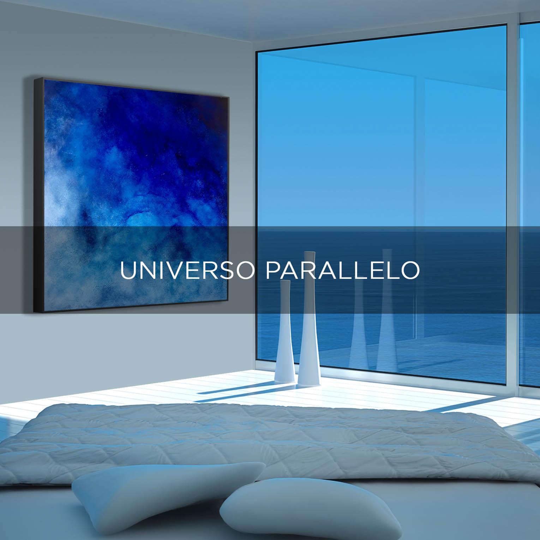 UNIVERSO PARALLELO - QBX DESIGN QUADRO D'ARREDO PER IL SETTORE LUXORY