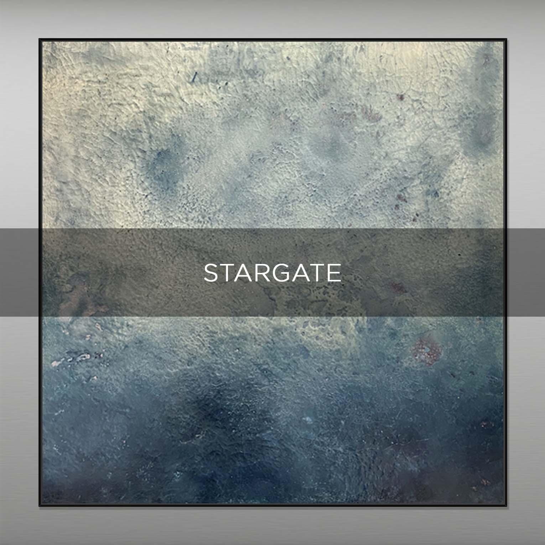STARGATE - QBX DESIGN QUADRI ASTRATTI