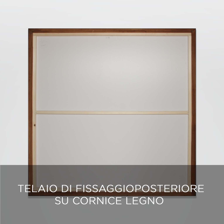 TELAIO CORNICE LEGNO