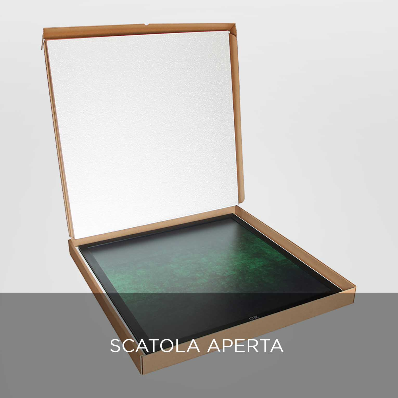 SCATOLA APERTA QBX DESIGN